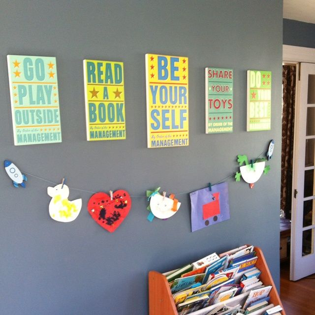 playroom decor - Google Search | Playroom | Pinterest | Playrooms ...
