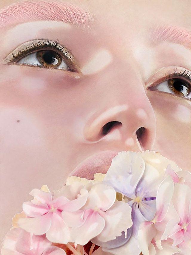Daniel Sannwald Fashion Art Beauty Photography