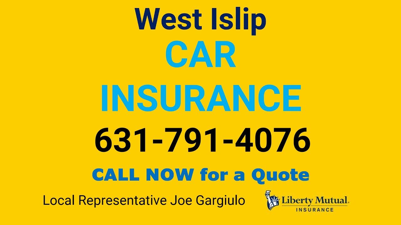 West Islip Car Insurance 631 791 4076 In 2020 Car Insurance