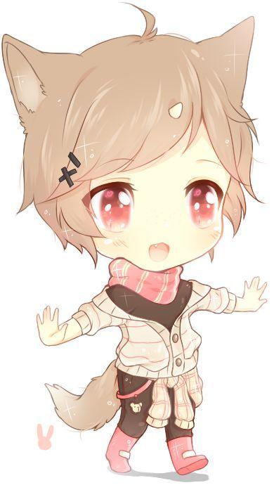 Image Result For Chibi Anime Boy