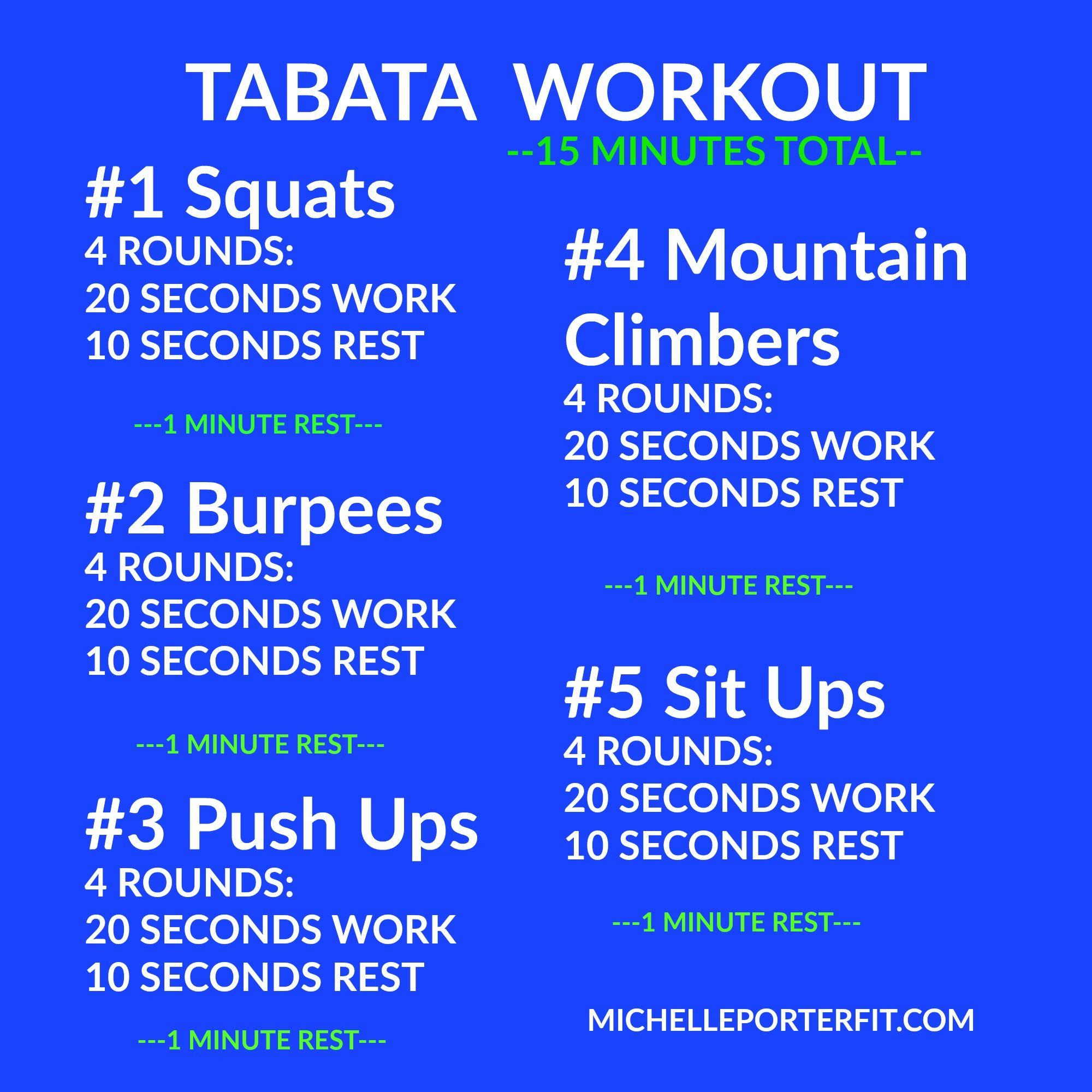 Hiit Workouts Circuit Training Bodyweight Training