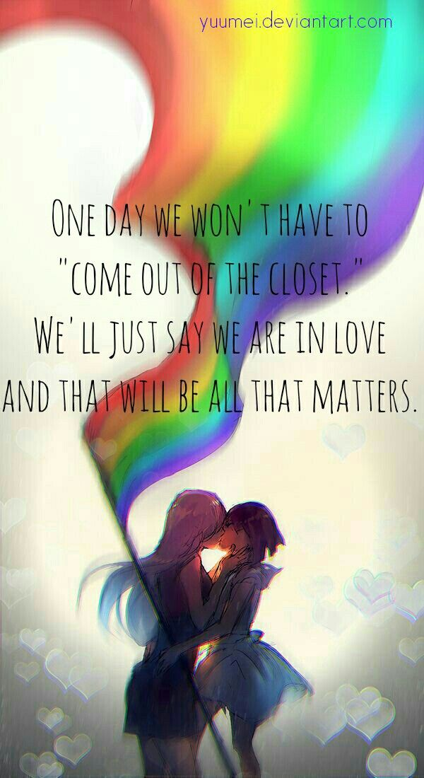 "Reminds me of my mom ""I hate that. 'Coming out' is so stupid. I never came out to my parents as straight. What's the point? I'll be glad when that's gone even if I don't live to see it."" My mom is awesome <3"
