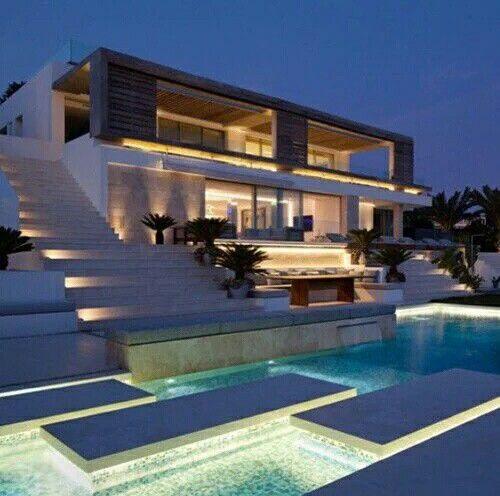 Épinglé par Miles Dream sur Fachadas | Pinterest | Maison moderne ...
