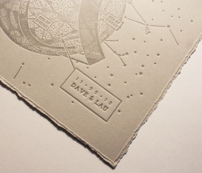 Constellation Wedding Invitations Designed By Www Recspec Org