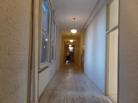 Hallways - MOMA PS1 - NYC Photo by E.N. Smith — National Geographic Your Shot