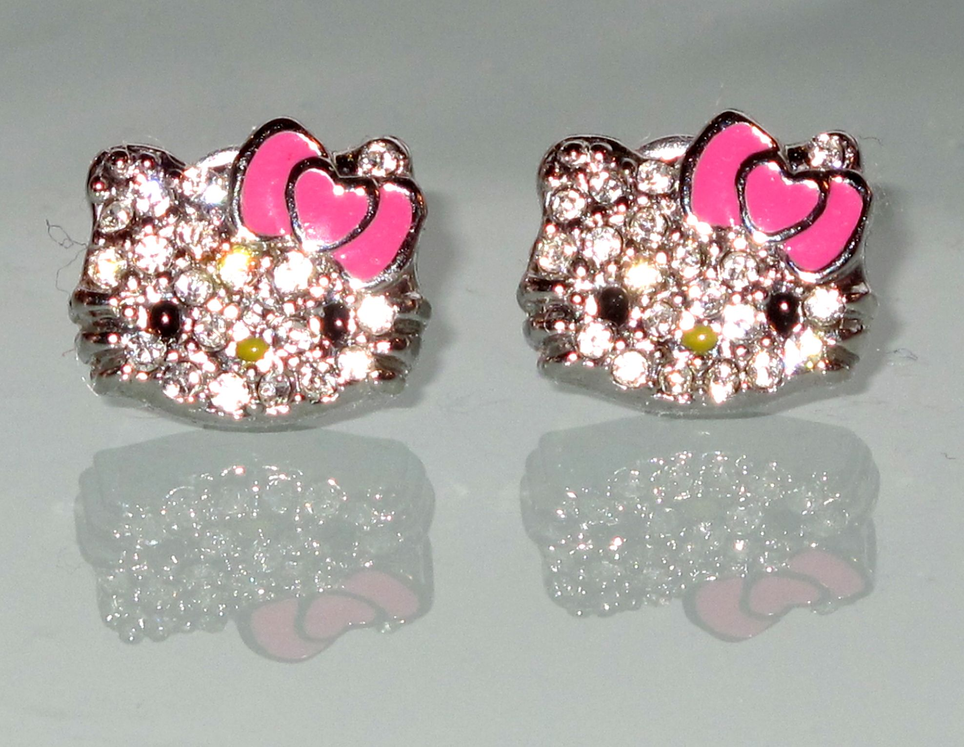Hello+kitty+stuff | Hello Kitty Sparkly Earrings | hello kitty ...