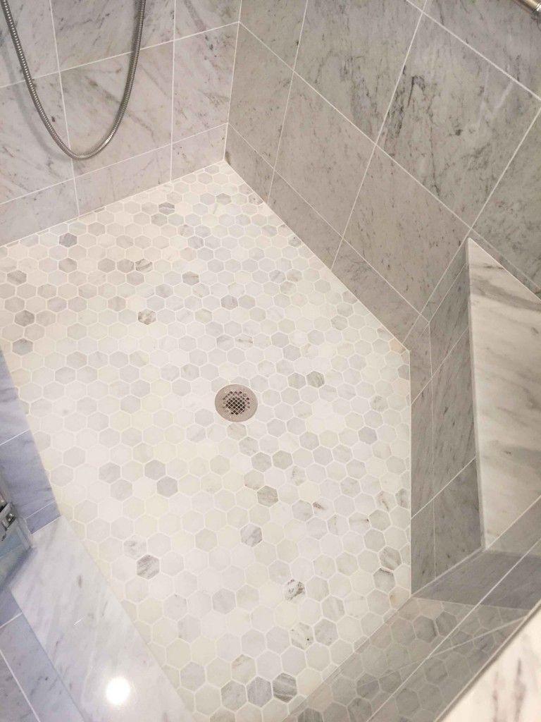 Photo of [21+] Inspirierende Badezimmer Marmor Sechseck, die stilvoll platzsparend aussehen
