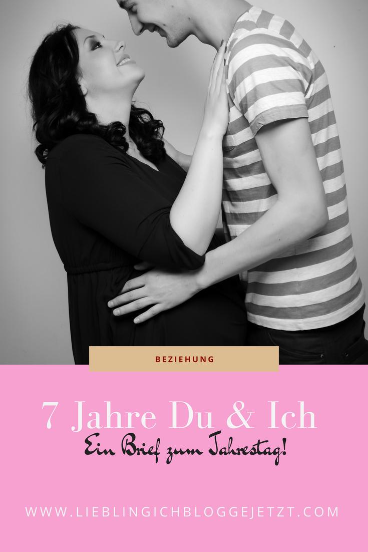 7 Jahre Du Und Ich Trennung Oder Feste Beziehung Was Kommt Nun Jahrestag Geschenk Fur Ihn Jahrestag Beziehung Lieber Brief