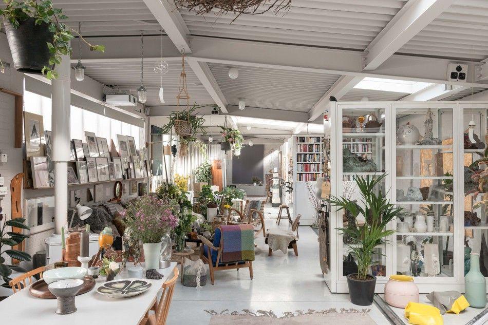 De creatieve loft van een kunstverzamelaar in Londen - Roomed