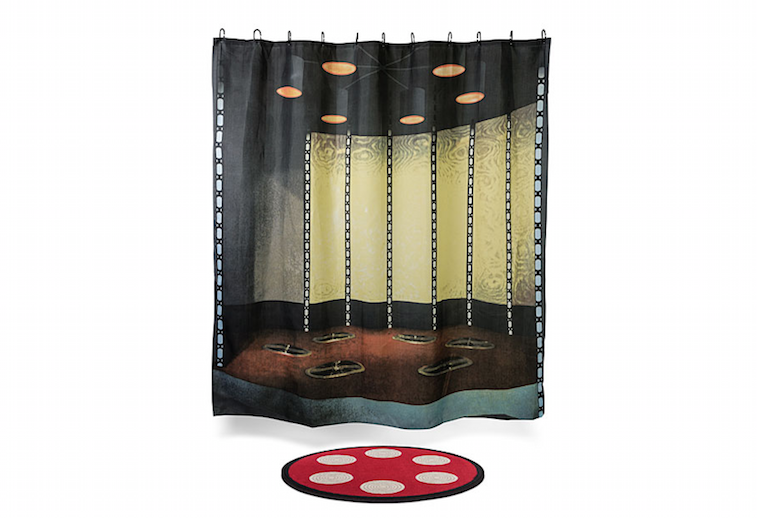 Star Trek Shower Curtain Star Trek Transporter Shower Curtain