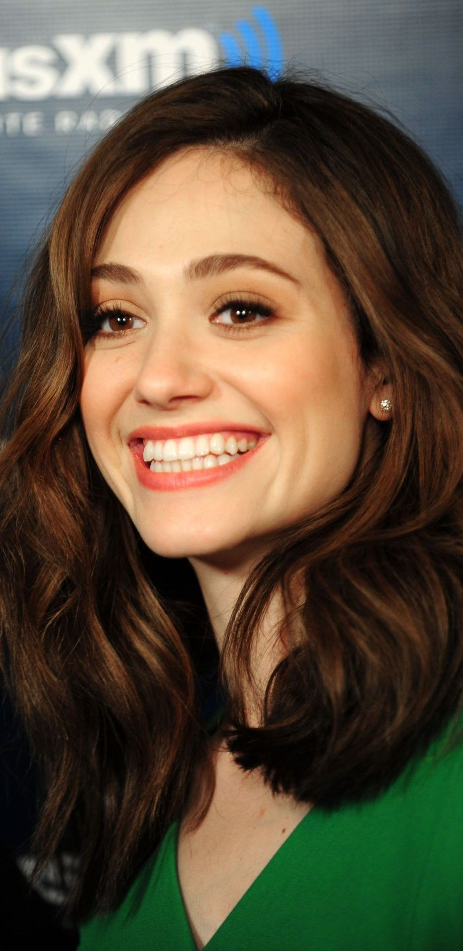 Emmy Rossum – at SiriusXM Studios in New York City, March 2015