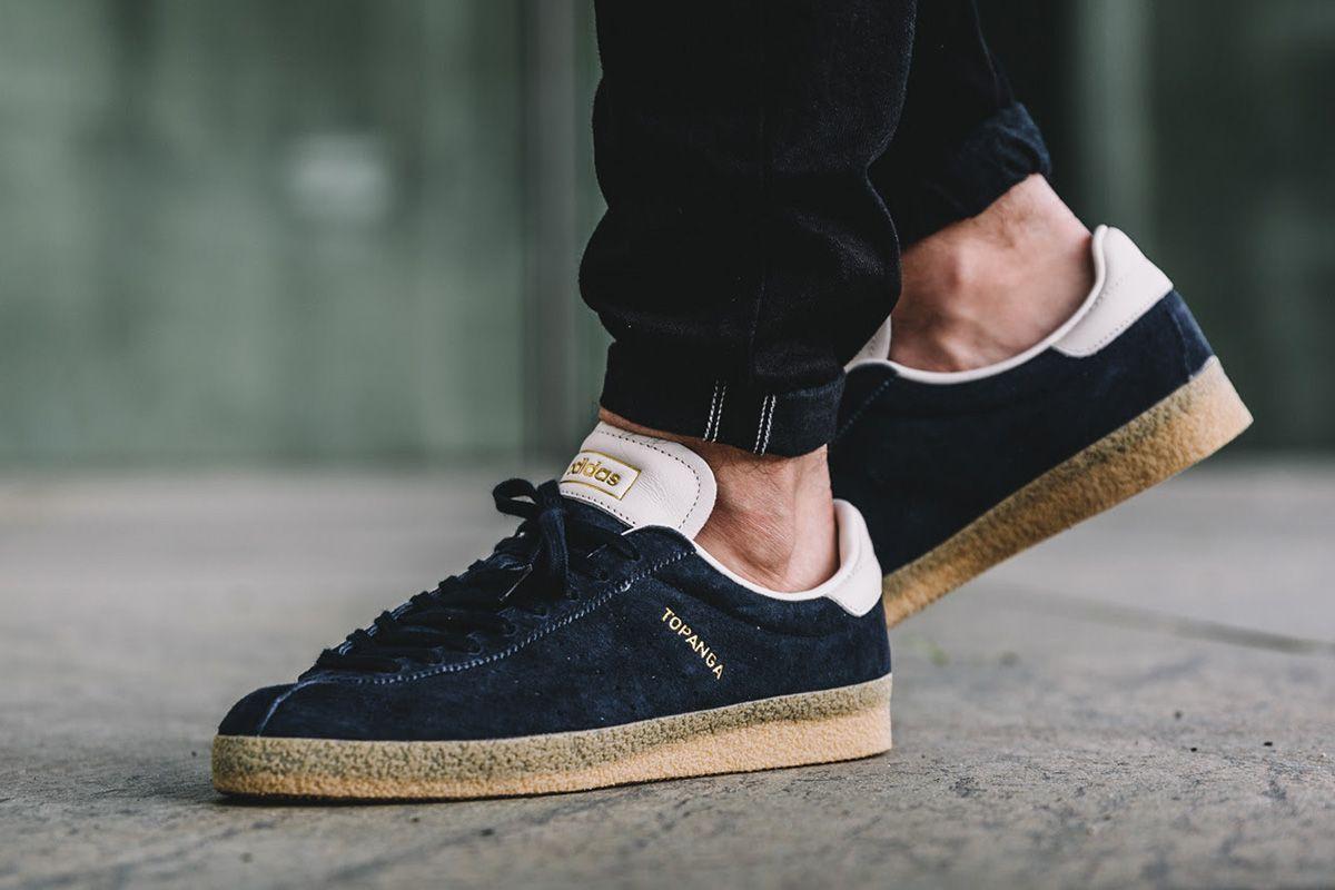 ADIDAS Topanga Clean Sneaker weiß | mode | Sneakers, Adidas
