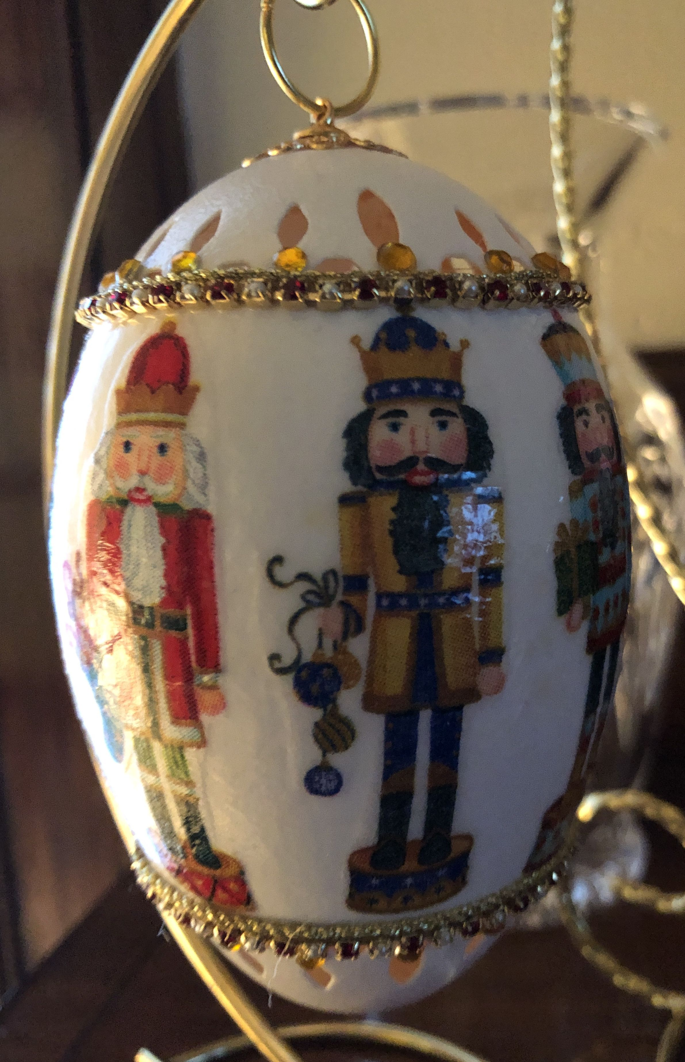 Pin By Linda Sullivan On My Eggs Christmas Ornaments Holiday