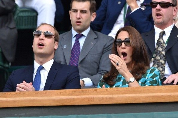 Kate Middleton: careta (Foto: Getty Images)