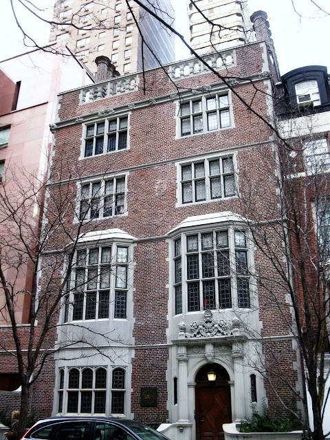The 1922 Thomas W Lamont House 107 East 70th Street With