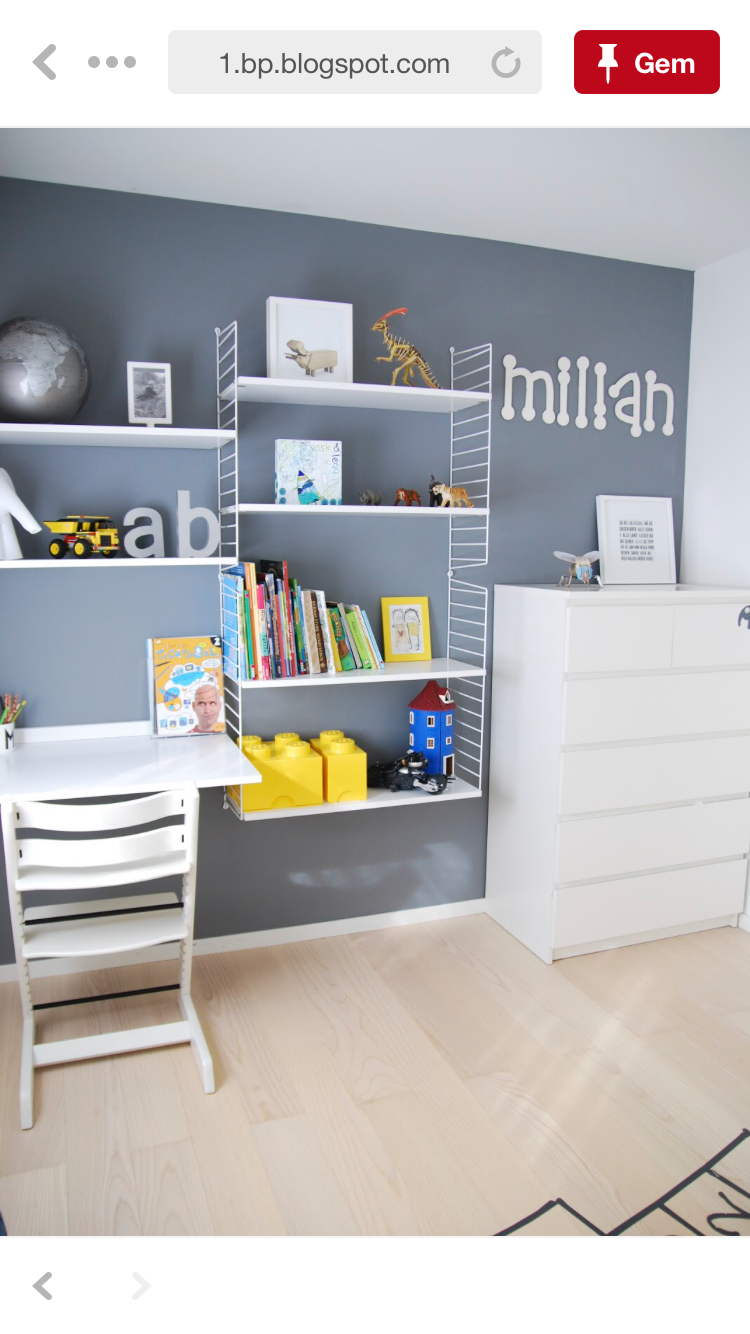 Pin Von Danijela Omrcen Auf Children S Room Ideas Regal Kinder