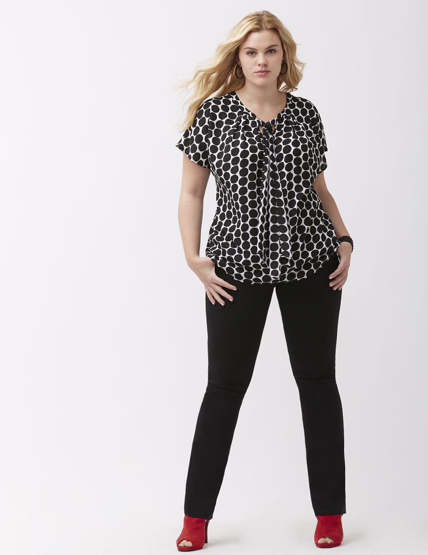82e52e2dfe3 Lena Sexy Stretch bootcut pant