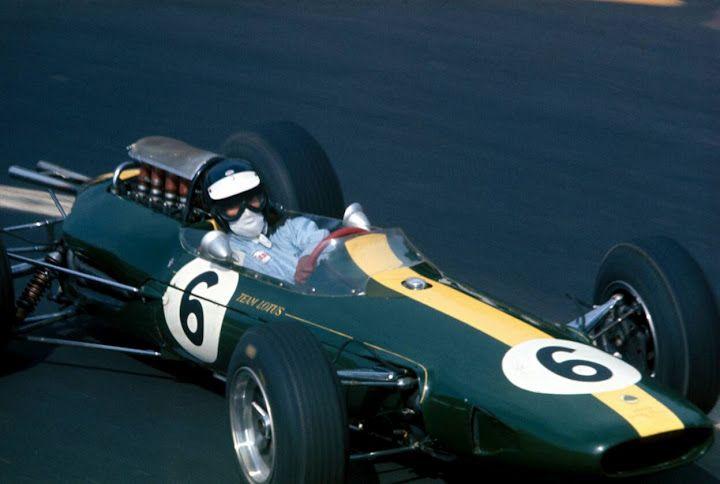 french gp clermont ferrand 27 june 1965 winner jim clark lotus 33 in practice he raced lotus. Black Bedroom Furniture Sets. Home Design Ideas