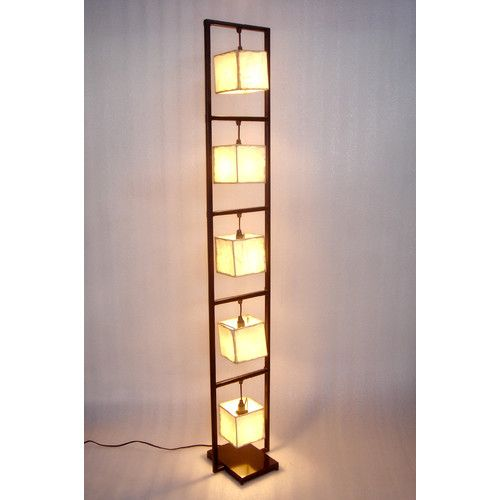158 cm Design-Stehlampe Aria Jetzt bestellen unter: https://moebel.ladendirekt.de/lampen/stehlampen/standleuchten/?uid=506c1a5e-1c4f-5ba3-aad9-a51449b12b4f&utm_source=pinterest&utm_medium=pin&utm_campaign=boards #stehlampen #leuchten #lampen #lamps #floor