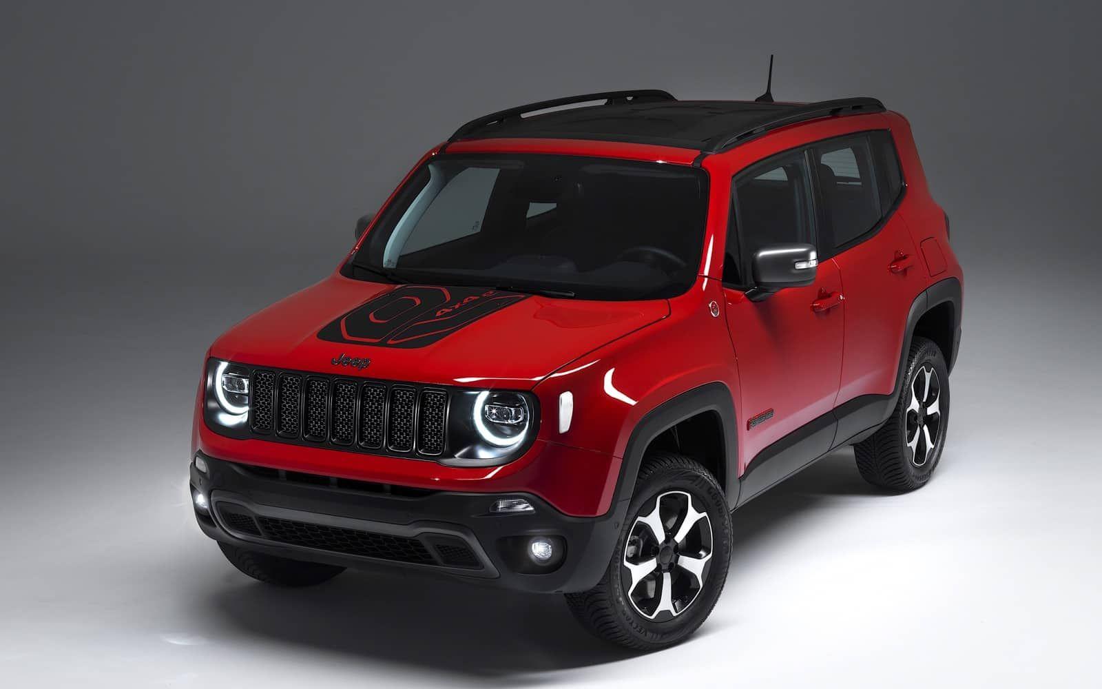 Asi Es El Nuevo Jeep Renegade Hibrido Com Imagens Jeep Jeep Renegade Carrosantigos