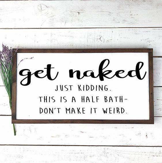 sign inspo with images rustic bathroom wall decor on bathroom wall decor id=78015
