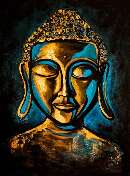 Buddha Painting   I am the artist  is part of Buddha painting, Buddha art, Artwork, Art, Painting, Buddha - Buddha Painting   I am the artist