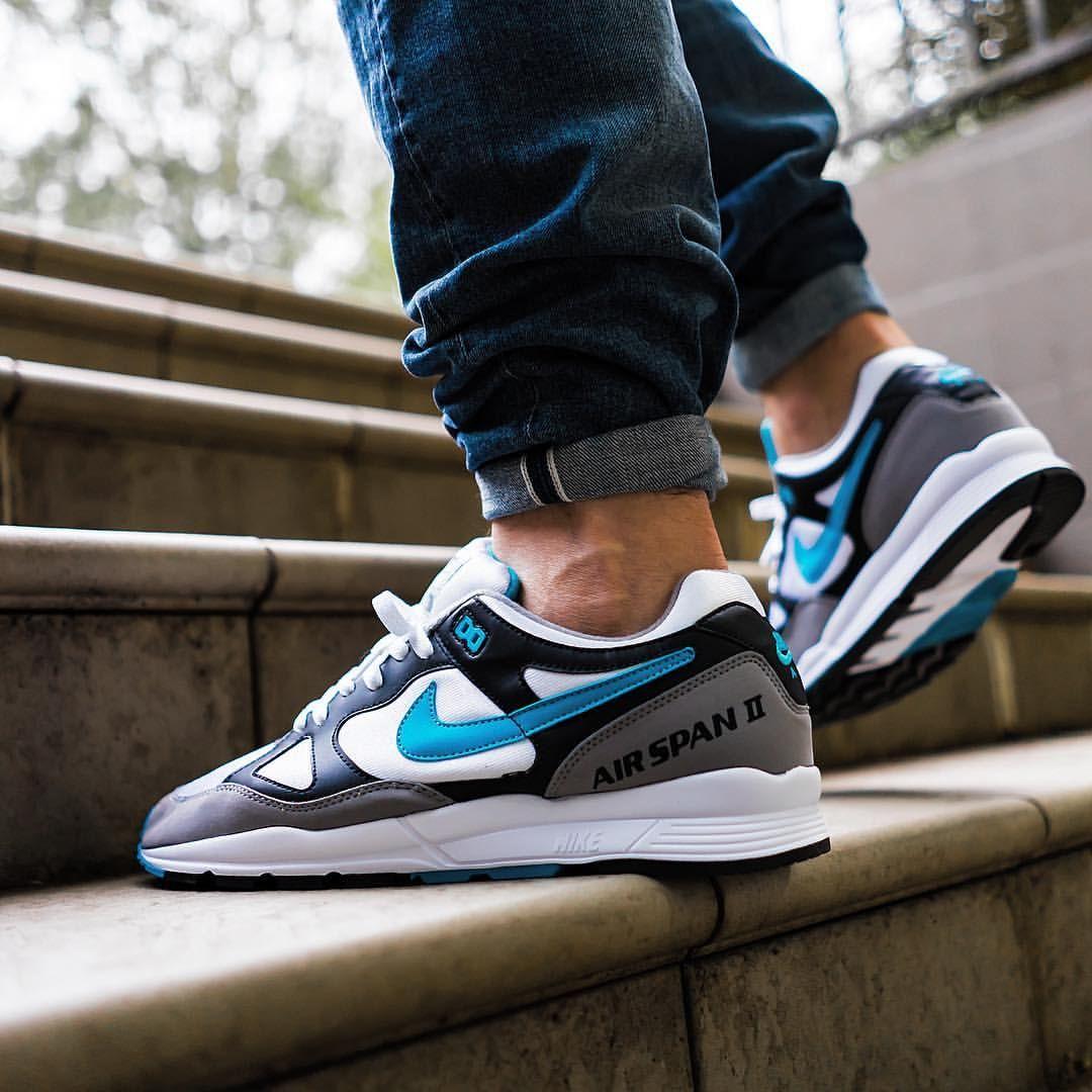 Nike Air Span II Retro | Nike schuhe, Sneaker damen, Turnschuhe