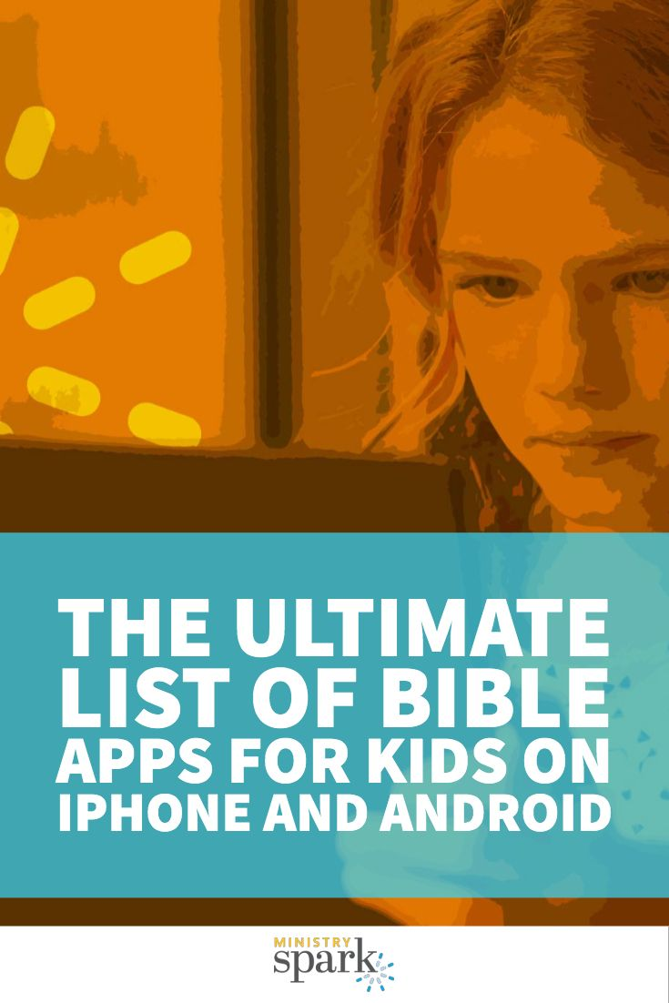 The Ultimate List of Bible Apps for Kids on iPhone and