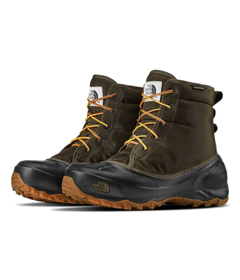 mens north face boots on sale