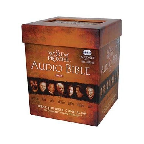 The Word of Promise: Complete Audio Bible: Thomas Nelson