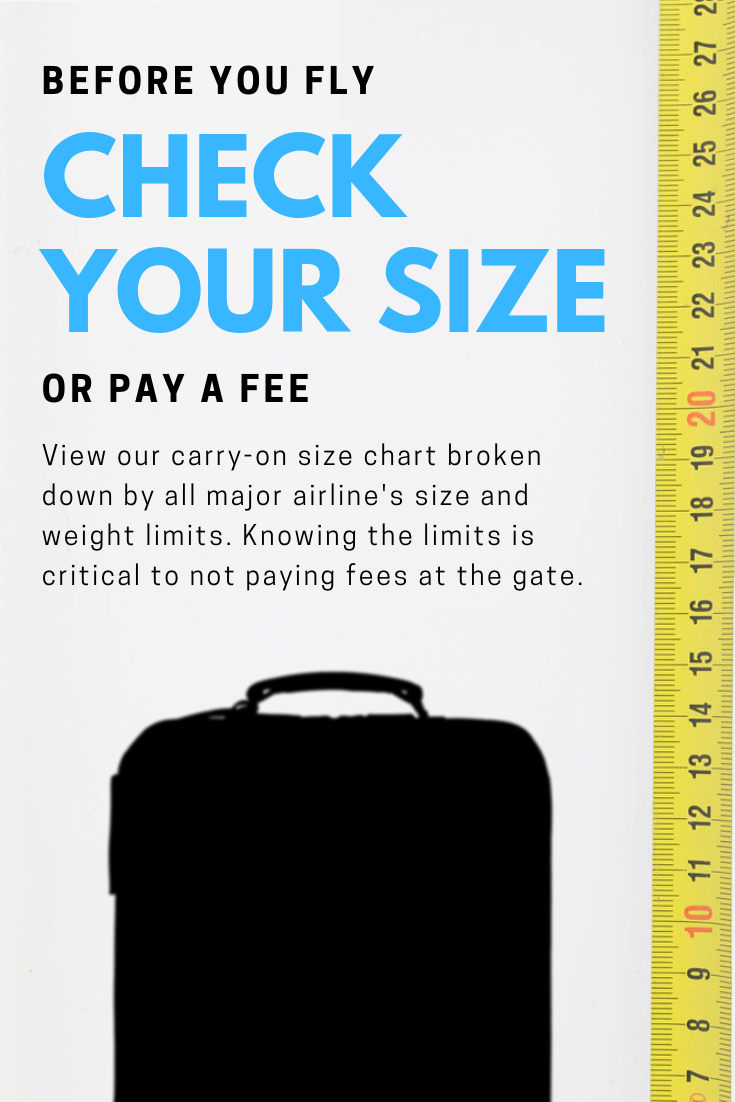 Carry On Size Limits Luggage Sizes Carry On Luggage Carry On Size