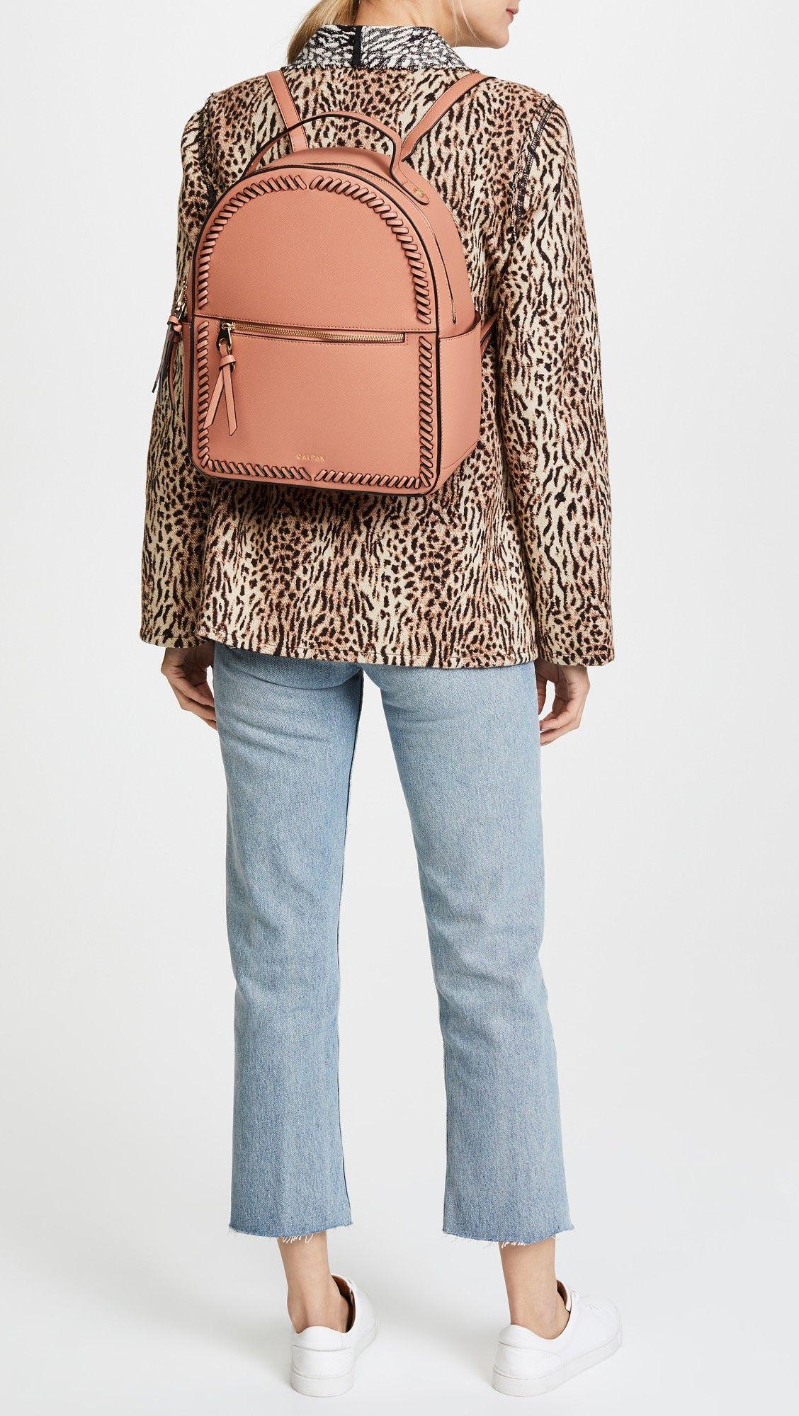 76b55c432 Kaya Travel Backpack   P A C K   Travel backpack, Backpacks, Leather ...