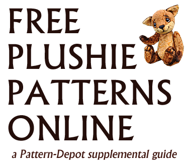 Tons of free sewing patterns for stuffed animals | Sew cool ...