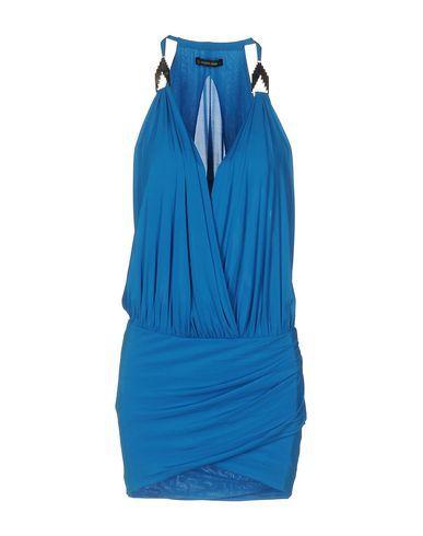 #Plein sud vestito corto donna Azzurro  ad Euro 404.00 in #Plein sud #Donna vestiti vestiti corti