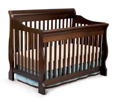 Delta Children Canton 4-in-1 Convertible Crib, Espresso Cherryhttp://amzn.to/1BFLtQo