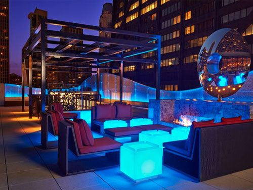 The Dec Rooftop Lounge Opens At The Ritz Carlton Chicago