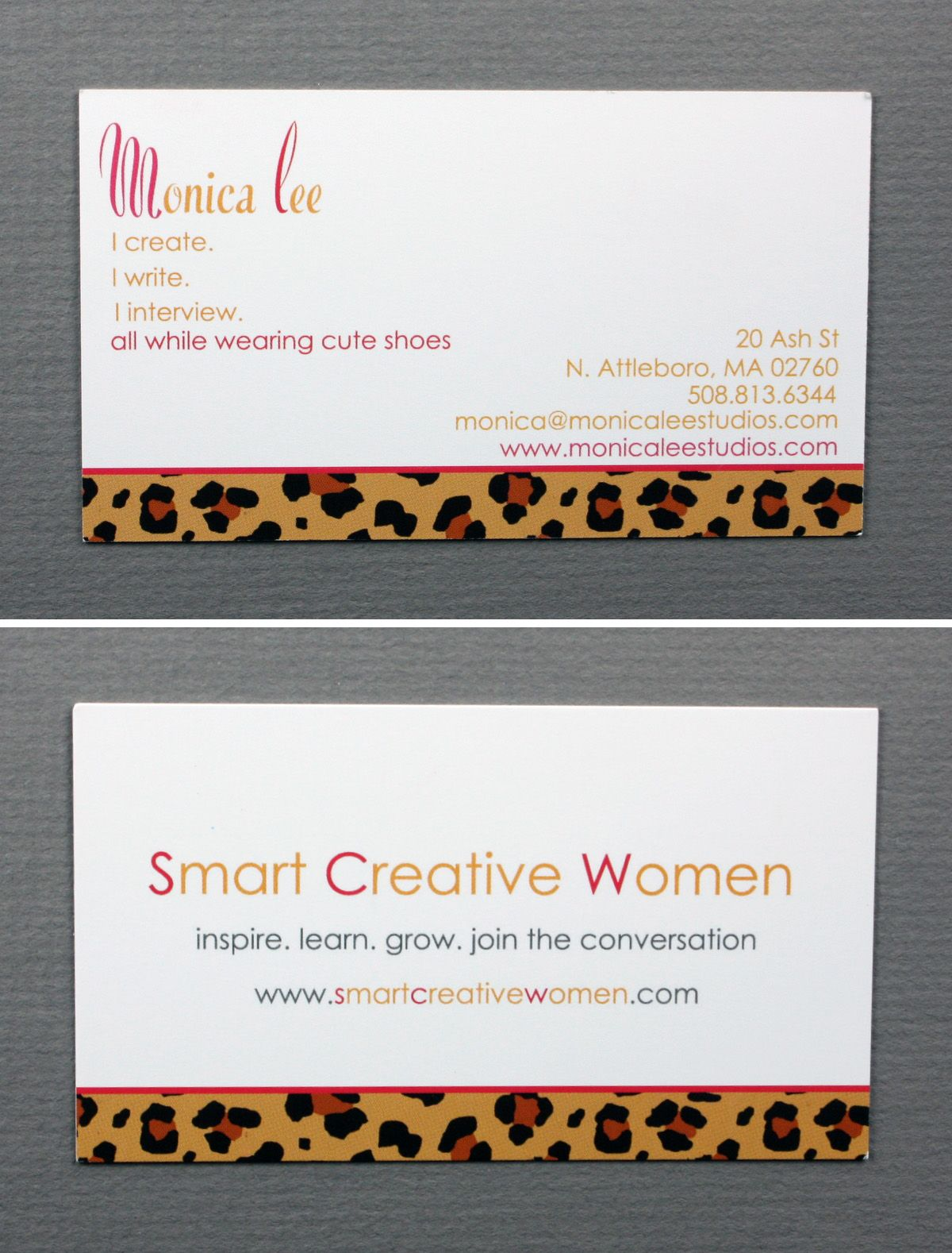Smart creative women monica lee smartcreativewomen smart creative women monica lee smartcreativewomen somebody pinned my business card colourmoves Gallery