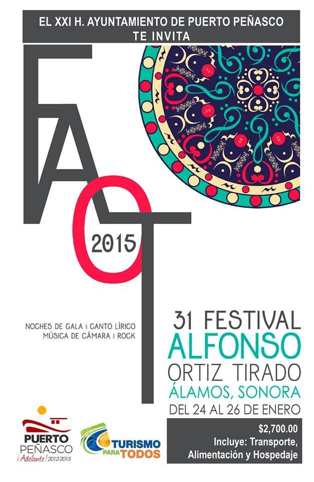 Enero. FAOT Puerto Peñasco. Eventos. 1