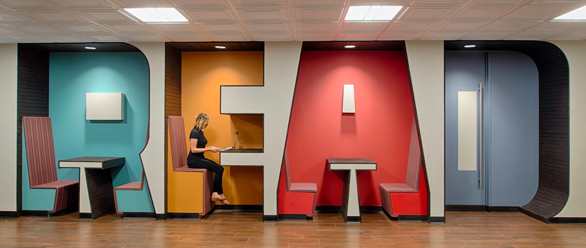 RetailMeNot Austin | Office interior