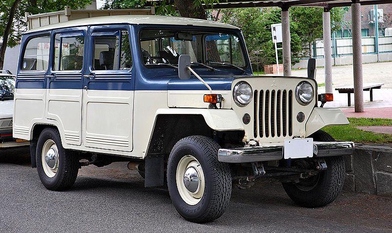 Mitsubishi Jeep J 37 Jeep Jeep Cj Classic Jeeps
