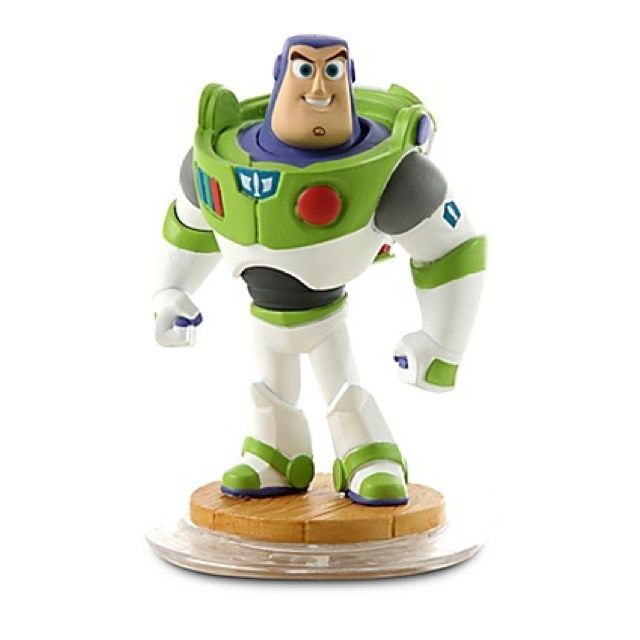 Disney Infinity Figure: Buzz Lightyear (Wave 2, Toy Story ...