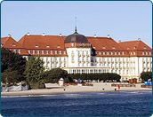 Hotels in Poland Sofitel Grand Sopot Low Rates from Travelucion