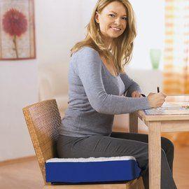 Komfort-Sitzkissen... Erhöhung um 10 cm...