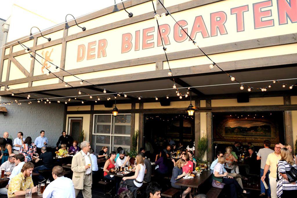 Bars With Patios, Brooklyn | Outdoor Patio Hospitality Design Of Der  Biergarten, Atlanta «