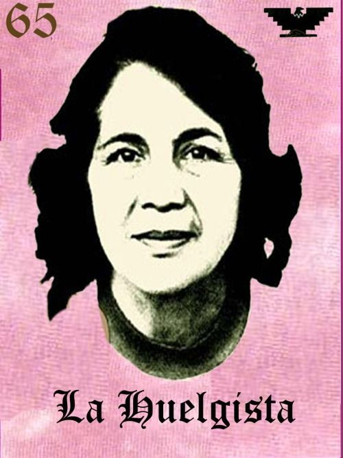 Dolores Huerta Fighter For Agricultural Workers Rights Life Long Dedication To Representing Her People Activist Art Mexican Art Chicano