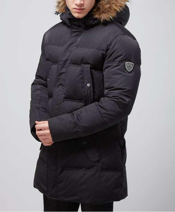 4854981934cb Emporio Armani EA7 Mountain Down Fur Jacket   Winter-ready   Emporio ...
