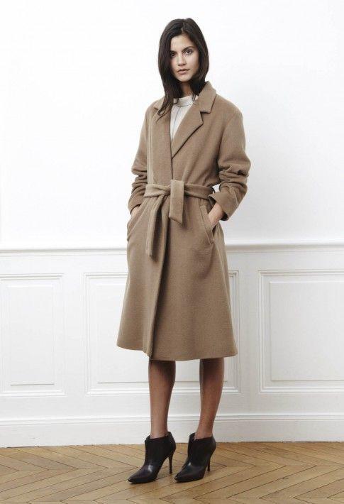 Manteau en fausse fourrure femme pas cher