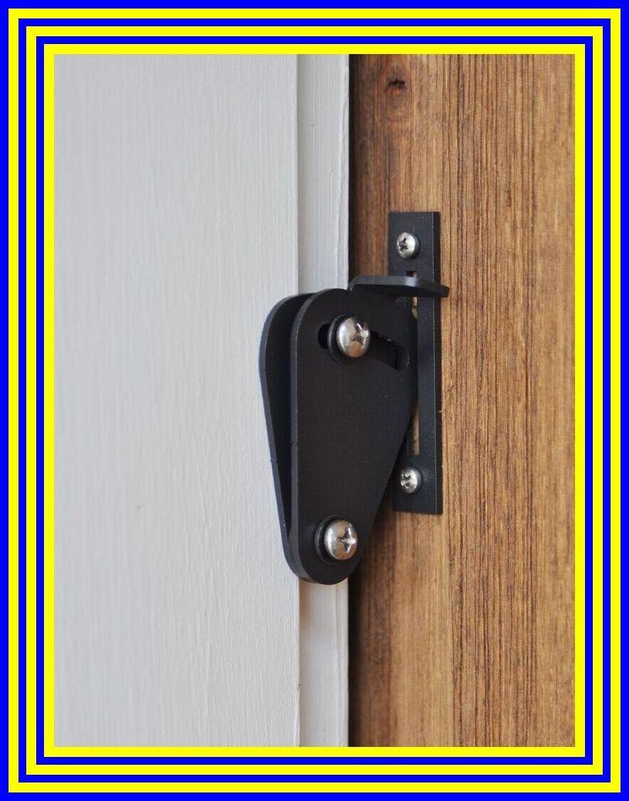 diy door lock from outside