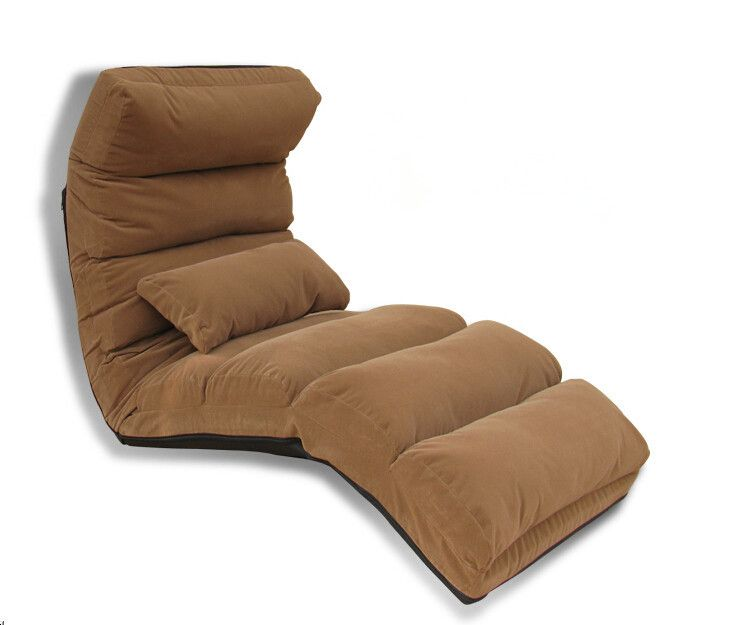 Chair Bentwood Suppliers Japanese Living Room Furniture 5 Colors Floor Seating Adjule Foldable Upholstered Gaming Chaise Futon Sofa Lounge