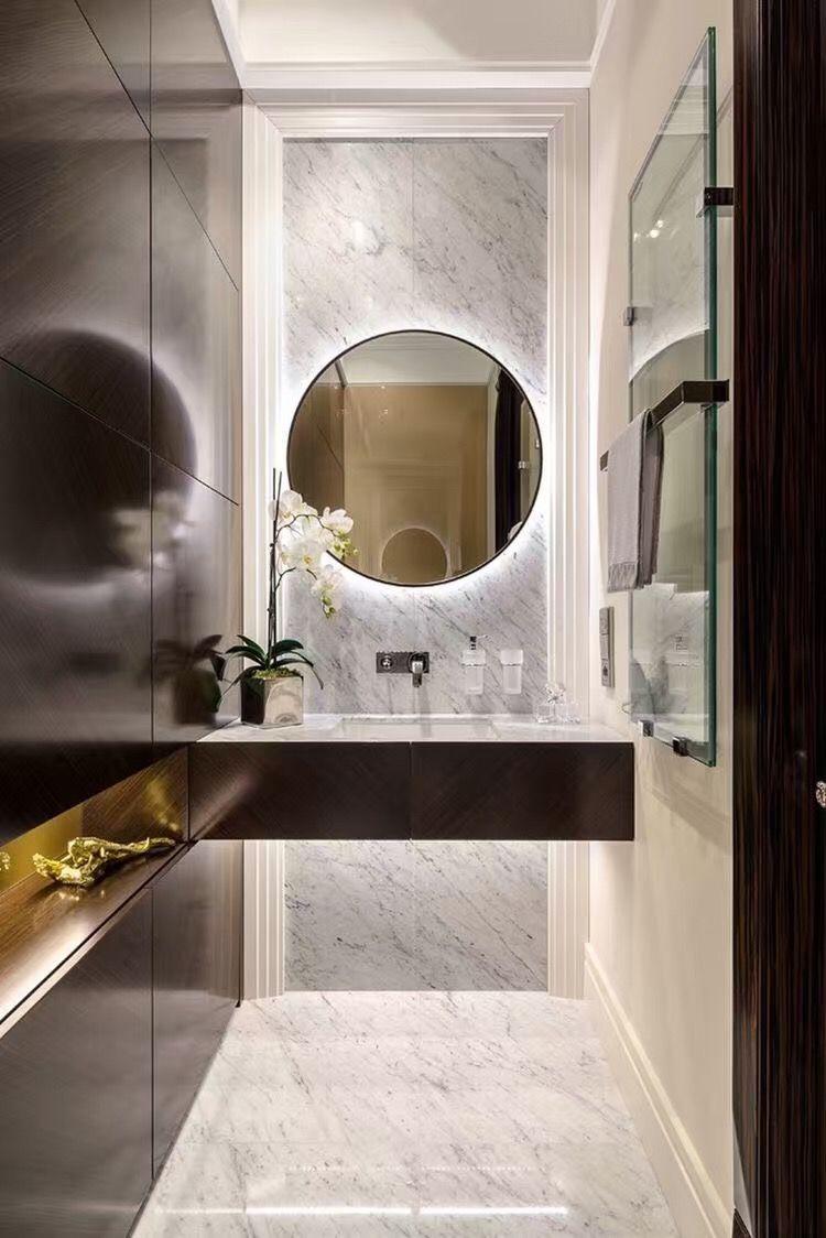 House · Small Luxury BathroomsModern ...